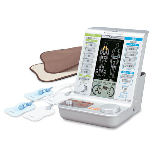 【送料無料】 電気治療器 HV-F5200 オムロン