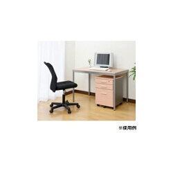 【送料無料】ユニットテーブルナチュラルW1000×D600×H700mmHEM-1060NMナカバヤシ