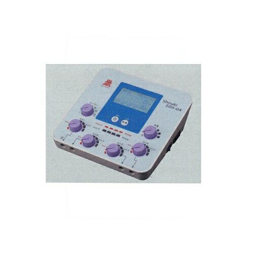 電気温灸器 shouki しょうき E-0904 W200?X?H190?X?D78mm 660g(充電池を除く) 全医療器:元気爽快