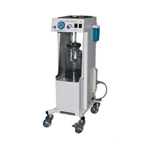 医療機器 大型吸引器 W260(340)×D330(480)×H880mm TS-5000 富士医療測器:元気爽快