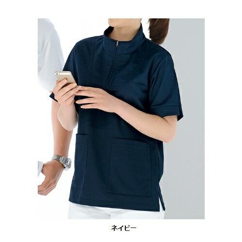 男女兼用 KAZEN ニットシャツ 761-10・18・19・64・65