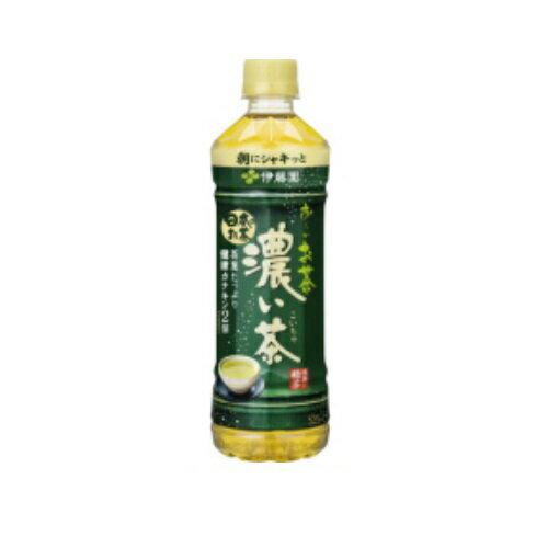 まとめ買い2ケースセット おーいお茶 濃い茶 525ml×1ケース(24本入) 伊藤園