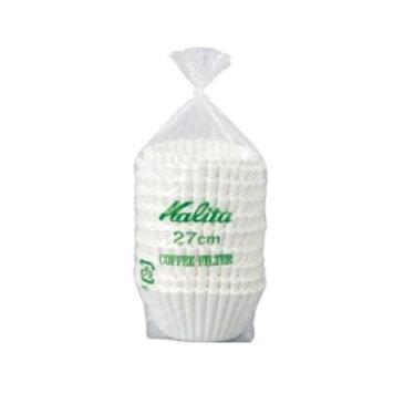 まとめ買い2袋セット ☆立ロシ コーヒーフィルター 全幅:27cm 1袋(250枚入) カリタ