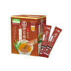 まとめ買い4箱セット 伊右衛門 炒り米入り インスタントほうじ茶 スティック 0.8g×1箱(30本入) 宇治の露製茶
