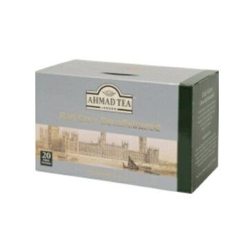 まとめ買い5箱セット デカフェ アールグレイ 2g×1箱(20バッグ入) AHMAD