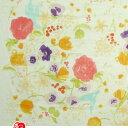 【店内全品ポイント5倍】○KOKKA Wガーゼ nani IRO ナニイロ『Fuccra rakuen』JG-10370 [伊藤尚美 生地 布 ベビー キッズ ダブルガーゼ]