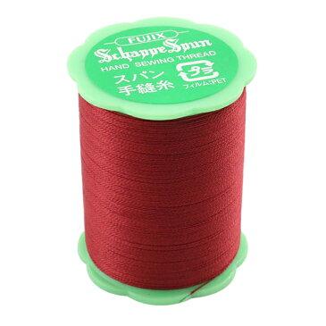 手縫い糸 『シャッペスパン 普通地用 50m 15番色』 Fujix(フジックス)