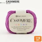 秋冬毛糸 『CASHIMERE(カシミヤ) 119番色』 RichMore リッチモア