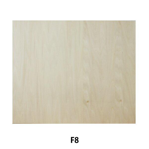 ◎ベニヤパネル F8 【画材 板パネル 水張り】