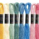 刺しゅう糸 『Oympus 25番刺繍糸 277番色』 Olympus オリムパス 2