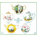 DMC 18th Century Teapots (18thセンチュリー ティーポット)/APG-XC0488/JAN0077540193332 【...