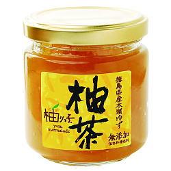 国産 ゆず茶 200g 無添加 徳島県産(栽培期間中農薬不使用ゆず) yuzu