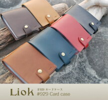 Liok(リオック)#929カードケース