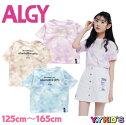 【送料無料】ALGYアルジー半袖Tシャツ2021夏物サイズ(XXS/XS/S/M)タイダイTメール便可