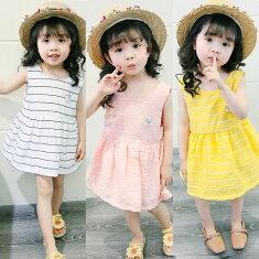 子どもワンピースノースリップチェックワンピースノースリップワンピースチェックワンピース韓国子供服メール便可能