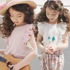 【子供服おすすめ】[女の子]男の子シャツアロハシャツハワイアンシャツカラフルシャツ花柄シャツカジュアルシャツ半袖シャツ韓国子供服子供シャツ子ども