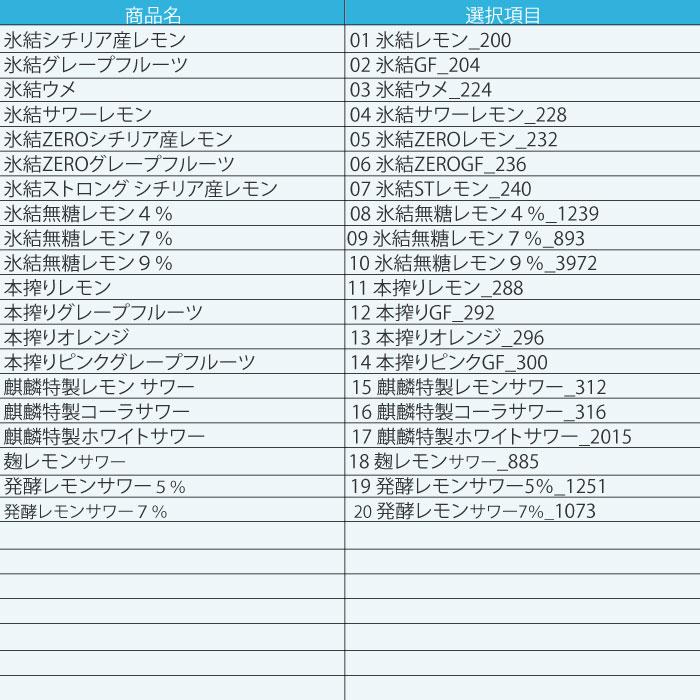 キリン 氷結 本搾り ビターズ ザストロング よりどり 選べる 350ml缶×2ケース(48本)