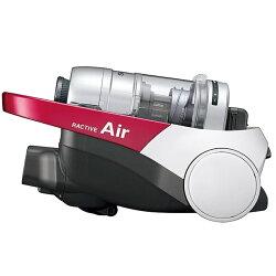 シャープSHARPコードレスキャニスターサイクロン掃除機RACTIVEAirEC-AS500-Pピンク系