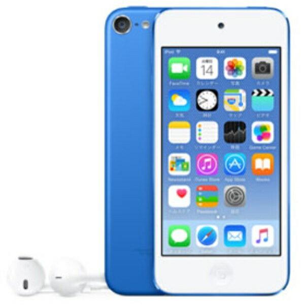 ポータブルオーディオプレーヤー, デジタルオーディオプレーヤー  Apple iPod touch 6 2015 32GB MKHV2JA