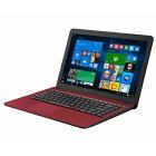 ASUSVivoBookX541UA-R256G15.6インチCorei3-6006U/2.0GHzWindows10Home64bitメモリ4GBDVDスーパーマルチレッド