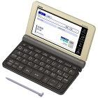 カシオ電子辞書エクスワード生活モデルXD-SR6500GDシャンパンゴールド160コンテンツ収録