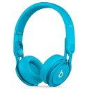Beats by Dr. Dre Mixr オンイヤーヘッドフォン MHC52PA/A ライトブルー 【送料無料(沖縄県を除く)】