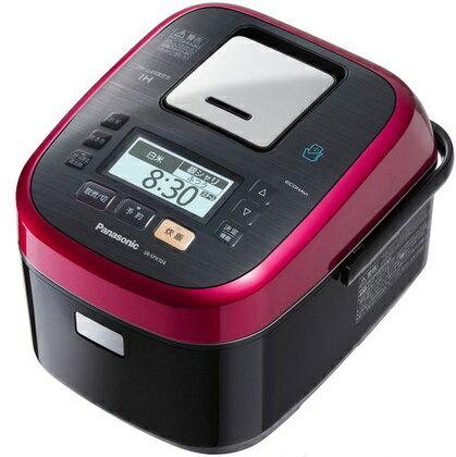 Panasonic 1.8L 〜1升 スチーム可変圧力IHジャー炊飯器 SR-SPX184-RK ルージュブラック 【送料無料(沖縄県を除く)】【あんしん延長保証(別途有料)対象】:ワイズオフィス