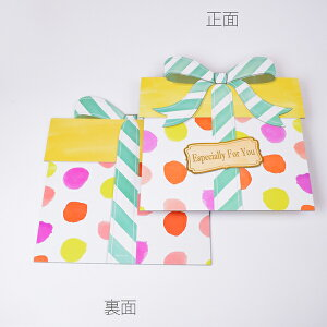 色紙寄せ書きシールかわいいおしゃれ大人数デザインサイズイラスト二つ折りダイカット色紙プレゼントボックスゼットアンドケイDIECUTSHIKISHIpresentbox