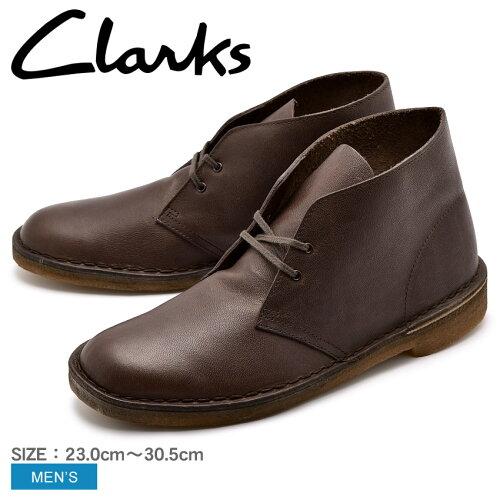 送料無料 クラークス CLARKS デザートブーツ エボニーヴィンテージ UK規格(20318797 DESERT BOOT E...
