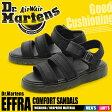 送料無料 ドクターマーチン Dr.Martens エフラ ストラップ サンダル ブラックDR.MARTENS EFFRA STRAP SANDAL 21136001スポーツ コンフォート 靴メンズ(男性用) 兼 レディース(女性用)