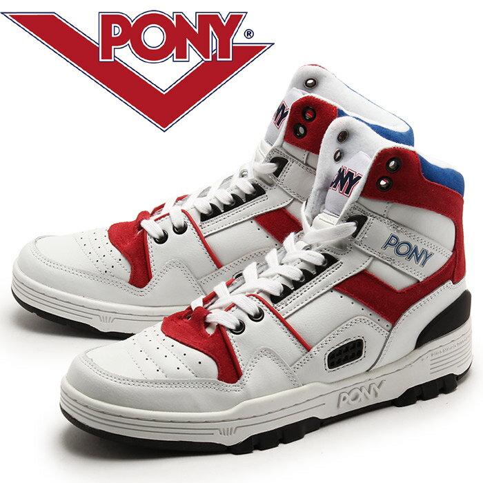 ポニー PONY M100 レザーM100 LETHER 1710047 60Wシューズ スニーカー カジュアル ハイカット スエード スウェード  スポーツ 靴メンズ