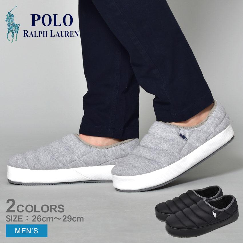 メンズ靴, スリッポン  POLO RALPH LAUREN MAXSON SMF4361ARL SMF4360BRL