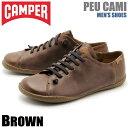 送料無料 カンペール(CAMPER) ペウ カミ ブラウン(CAMPER 17665 067 PEU CAMI)メンズ(男性用) 靴 シューズ カジュアル スニーカー 天然皮革 ローカット