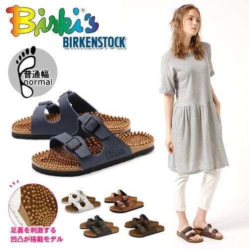 送料無料 ビルキー BIRKI'S BIRKIS スーパー ノッピー 全5色 BY ビルケンシュトック ビルケン [普...
