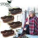 送料無料 ストークステップス STORKSTEPS GRITA GARBO カジュアルシューズ 全4色レディース(女性用) フラットシューズ ぺたんこ 靴 スエード シューズ 天然皮革 本革 カジュアル 革 靴