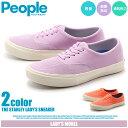 【特別奉仕品】 返品不可 ピープルフットウェアー PEOPLE FOOTWEAR スニーカー スタンリー 全2色(THE STANLEY NC02-023 024)レディース(女性用) 靴 シューズ ローカット ブラック グレー グリーン