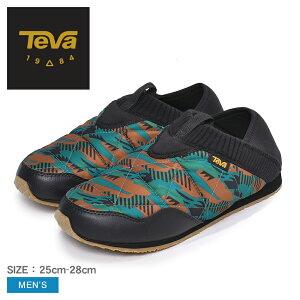 TEVA テバ スリッポン エンバーモック キャニオン EMBER MOC CANYON 1106129 メンズ 靴 シューズ スニーカー カジュアルシューズ ローカット アウトドア レジャー キャンプ 2WAY カモフラ 迷彩 グランドキャニオン 100周年 GC100 スペシャルエディション