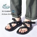 送料無料 チャコ CHACO サンダル Z1 クラシック Z1 CLASSIC ブラック アウトドア スポーツサンダル (CHACO J105375) メンズ(男性用)