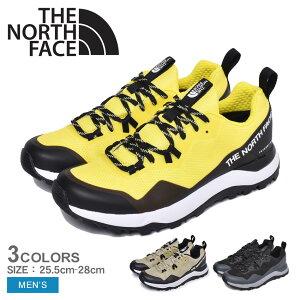 ザ ノース フェイス アクティビスト フューチャーライト THE NORTH FACE トレッキングシューズ メンズ ブラック 黒 ベージュ イエロー ACTIVIST FUTURELIGHT NF02024 靴 シューズ スニーカー アウトドア フェス レジャー キャンプ
