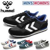 ヒュンメル HUMMEL スニーカー リフレックス ロー ブラック×ホワイト 他全4色(HUMMEL REFLEX LOW HM63781 2114 2307 8566 9001)ローカット スポーツ 運動 メンズ(男性用) 兼 レディース(女性用)