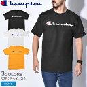 【メール便可】 送料無料 CHAMPION チャンピオン 半袖Tシャツ 全9色GT19 ヘリテージ Tシャツ ビッグ C ロゴ GT19 HERITAGE TEE BIG C LOGOY06136 BKC 1IC 5EC NYC BYC PRC YVC WHC Y06136B WHC メンズ [19gmt]
