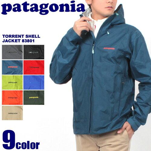 返品不可 送料無料 パタゴニア PATAGONIA トレントシェル ジャケット 83801 全9色 ...