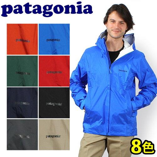 送料無料 パタゴニア PATAGONIA トレントシェル ジャケット 83801 全8色 レインシャドー マウンテ...