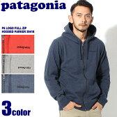 送料無料 PATAGONIA パタゴニア メンズ P6 ロゴ ミッドウェイト フルジップ フード スウェットシャツ 全3色P6 LOGO MIDWEIGHT FULL ZIP HOODED SWEATSHIRT 39418パーカー メンズ ペアルック