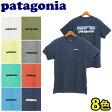 【DM便(旧メール便)可】 PATAGONIA パタゴニア P6 ロゴ コットン Tシャツ 全8色P6 LOGO COTTON T-SHIRT 38906半袖 クルーネック レギュラーフィット ウェアメンズ(男性用)