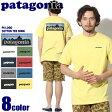 【メール便可】 PATAGONIA パタゴニア P6 ロゴ コットン Tシャツ グラベルヘザー 他全8色 2017年モデルP6 LOGO COTTON T-SHIRT 38906半袖 トップス カットソー ウェア アウトドアメンズ(男性用)
