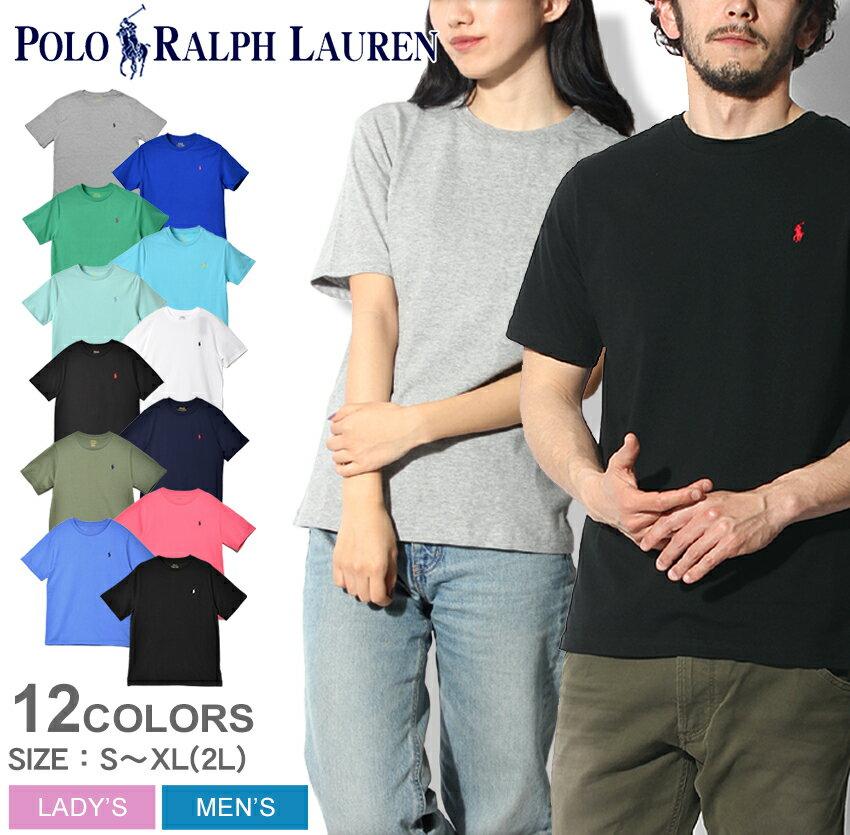 トップス, Tシャツ・カットソー  T POLO RALPH LAUREN T OP CREW NECK TEE 323-674984 323-832904
