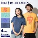 【メール便可】 POLO RALPH LAUREN ポロ ラルフローレン Tシャツ 全4色ビッグポニー ナンバリング プリント 半袖Tシャツ323-690711 001 002 003 004 メンズ レディース