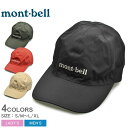 MONTBELL モンベル 帽子 メドーキャップ MEADO...