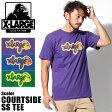 【メール便可】 XLARGE X-LARGE エクストララージ Tシャツ コートサイド ショートスリーブ Tシャツ 全3色M16B1104 COURTSIDE SS TEEメンズ(男性用)トップス ウェア 半袖 クルーネック